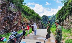 Phát hiện nhiều công dân nhập cảnh trái phép tại Mèo Vạc