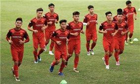 Danh sách 30 cầu thủ tập trung cho vòng loại U23 châu Á 2022