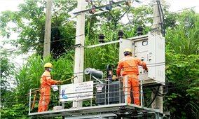 Lào Cai: Chủ động triển khai các biện pháp an toàn lưới điện trong mùa mưa bão