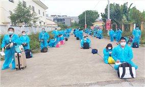 Lạng Sơn: Đảm bảo an toàn trong việc tiếp nhận công dân từ nơi có dịch về địa phương