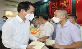 Thanh Hóa tiếp tục chi viện nhân lực y tế hỗ trợ TP. Hồ Chí Minh và Bình Dương chống dịch COVID-19
