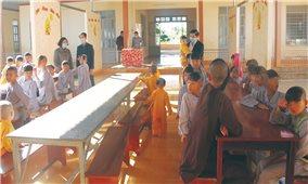Tổ ấm chùa Bửu Thắng