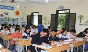 Kết quả Kỳ thi tốt nghiệp THPT quốc gia đợt 1: Chất lượng giáo dục vùng DTTS được nâng lên