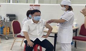 Bộ Y tế: Cấm thu tiền, nhận tiền bồi dưỡng khi tiêm vaccine COVID-19