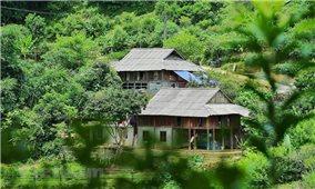 Thiên nhiên tươi đẹp và bình yên ở bản người Mường