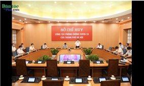 Hà Nội: Linh hoạt, kịp thời giãn cách xã hội lần thứ hai