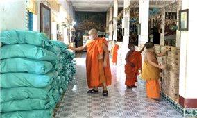 Đồng bào Khmer không đơn độc trong cuộc chiến chống dịch Covid-19