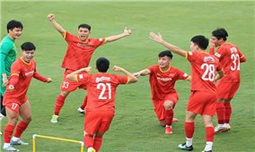 Thang đo đẳng cấp cho đội tuyển Việt Nam