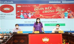 Hà Nội: Ra mắt fanpage ''Đoàn kết chống dịch'' và Hotline hỗ trợ các hoàn cảnh khó khăn