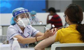 Bộ Y tế: Thay đổi hướng dẫn khám sàng lọc trước tiêm chủng vaccine phòng Covid-19