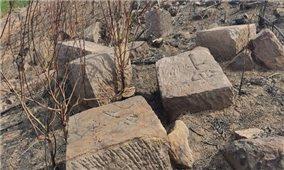 Bảo tồn bãi đá cổ gần dinh Bà Thu Bồn