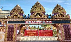 Sóc Trăng: Hỗ trợ 92 chùa Nam Tông Khmer bị ảnh hưởng bởi đại dịch Covid-19