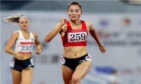 Kỳ Thế vận hội đáng nhớ của chân chạy người Mường