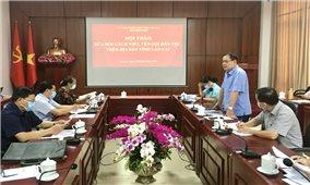 Hội thảo lấy ý kiến sửa đổi, cách viết, tên gọi dân tộc Hmông