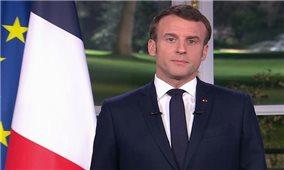 Tổng thống Pháp thông báo chia sẻ 670.000 liều vaccine COVID-19 cho Việt Nam