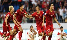 Bảng xếp hạng FIFA tháng 8: Đội tuyển Việt Nam tăng 3 điểm, duy trì vị trí 92