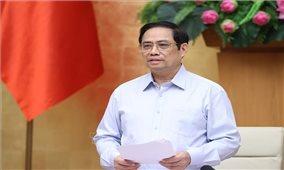 Toàn văn phát động phong trào thi đua đặc biệt của Thủ tướng Chính phủ Phạm Minh Chính
