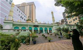 Thánh đường Hồi giáo- kiến trúc độc đáo và tráng lệ