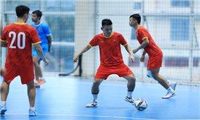 Sứ mệnh của đội tuyển Futsal Việt Nam