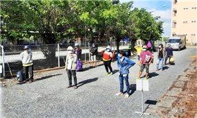 Bạc Liêu: Giúp đỡ kịp thời người lao động dân tộc thiểu số trở về từ vùng dịch