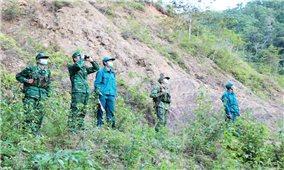 Vấn nạn ma túy ở vùng biên và nỗ lực của Đồn Biên phòng Thanh Luông