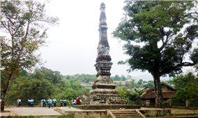 Tháp Mường Luân - Biểu tượng tình đoàn kết Việt - Lào
