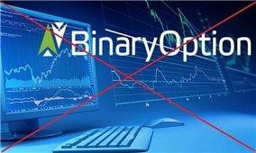 Cảnh báo các sàn Binary Option - BO có dấu hiệu lừa đảo, chiếm đoạt tài sản