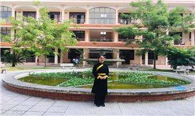 Thái Nguyên: Nữ sinh dân tộc Tày trong tốp 10 thí sinh có điểm tốt nghiệp cao nhất tỉnh