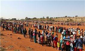 Dịch bệnh và nạn đói - mối lo ở nhiều quốc gia
