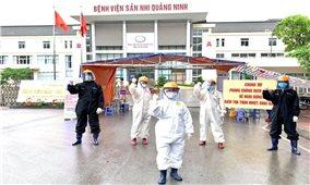 """Quảng Ninh: Mô hình """"Bệnh viện an toàn"""", góp phần đẩy lùi dịch bệnh"""