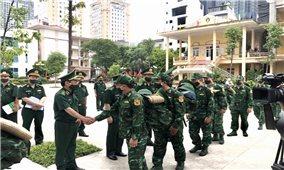 Lực lượng Quân y Bộ đội Biên phòng tăng cường chống dịch tại các tỉnh phía Nam