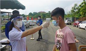 Trường Cao đẳng Lào Cai : Bảo đảm an toàn phòng, chống dịch cho học sinh, sinh viên