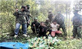 Quảng Trị: Bắt giữ 3 người vận chuyển 46 kg ma túy đá