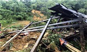 Tuyên Quang: Sạt lở đất khiến 3 trẻ nhỏ trong cùng một gia đình tử vong
