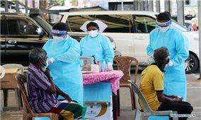 Số ca nhiễm COVID-19 trên thế giới sắp chạm ngưỡng 214 triệu