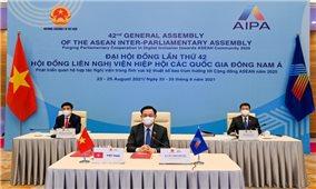 Đại hội đồng AIPA-42 thành công tốt đẹp và bế mạc
