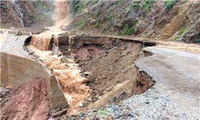 Cảnh báo mưa to, nguy cơ xảy ra lũ quét, sạt lở đất tại các tỉnh miền núi