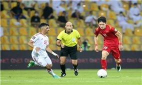Trận Việt Nam - Saudi Arabia sẽ thi đấu lúc 1h sáng 3/9/2021
