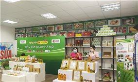 TP. Hà Nội sẽ tổ chức Diễn đàn trực tuyến kết nối cung cầu sản phẩm OCOP và nông sản thực phẩm an toàn