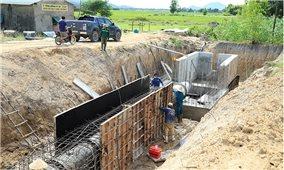 Hà Tĩnh: Tăng tốc thi công các công trình phòng chống thiên tai