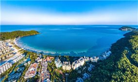 Phú Quốc được bầu chọn là địa điểm phục hồi du lịch sớm nhất vào năm 2022