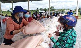 Ổn định sinh kế cho đồng bào Khmer trong mùa dịch