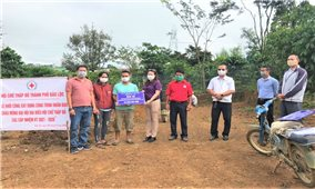 Bảo Lộc (Lâm Đồng): Khởi công xây dựng nhà tình thương cho hộ nghèo đồng bào DTTS