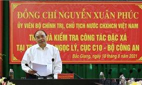 Chủ tịch nước Nguyễn Xuân Phúc quyết định đặc xá cho hơn 3.000 phạm nhân dịp 2/9