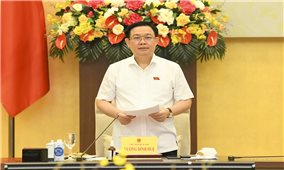 Chủ tịch Quốc hội chủ trì Phiên họp Tiểu ban xây dựng, hoàn thiện pháp luật
