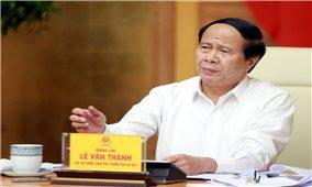 Phó Thủ tướng Lê Văn Thành: Rút kinh nghiệm công tác quy hoạch, khắc phục cho được các bất cập, hạn chế của ngành điện
