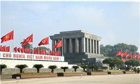 Lãnh đạo Đảng, Nhà nước viếng Chủ tịch Hồ Chí Minh, tưởng nhớ các Anh hùng Liệt sĩ