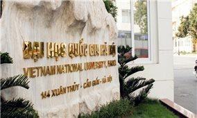 Đại học Quốc gia Hà Nội trong top 601-800 thế giới về lĩnh vực Khoa học cơ bản