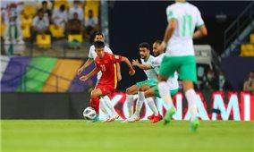 Đội tuyển Việt Nam thua ngược đáng tiếc trước Saudi Arabia