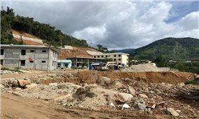 Quảng Nam: Một số ngôi trường vùng miền núi không đảm bảo an toàn trước ngày khai giảng